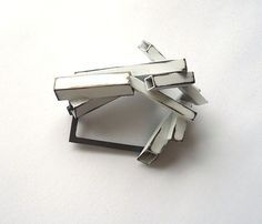 Lauren Markley Contemporary Jewelry #contemporaryjewelry