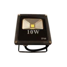 Proyector led 10W ultra fino 4500K IP66