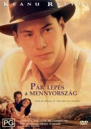 A Walk in the Clouds is a 1995 American-Mexican romantic drama film directed by Alfonso Arau and starring Keanu Reeves, Aitana Sánchez-Gijón, Giancarlo Giannini and Anthony Quinn. Cloud Movies, All Movies, Great Movies, See Movie, Film Movie, Keanu Reeves, Image Film, Bon Film, Movies Worth Watching