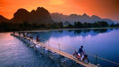 The Laos motorcycle diaries - I MUST DO THIS!!!