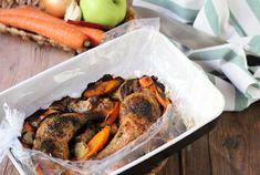 Provence-i sült csirke - Városi konyha Shrimp, Turkey, Chicken, Meat, Provence, Food, Turkey Country, Essen, Meals