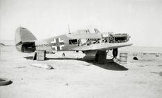 Hawker Hurricane in Luftwaffe colours Aircraft Photos, Ww2 Aircraft, Military Aircraft, Cienfuegos, Luftwaffe, Mini Jet Engine, Hurricane Images, Hawker Hurricane, Desert Camo