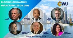 PR: Blockchain Nation Miami  Conference That Matters