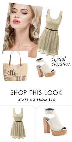 """""""Untitled #12"""" by rebecca-sirandre ❤ liked on Polyvore featuring LE3NO, Rebecca Minkoff and Style & Co."""