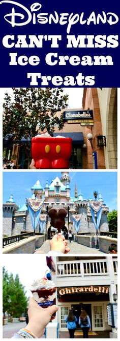 Need a cool down treat while visiting Disneyland? Check out our post for the top 5 must try ice cream locations in Disneyland. Enjoy your next sweet treat armed with the knowledge from our list!