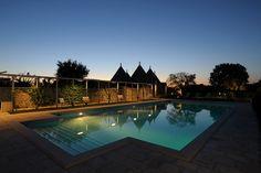 La Masseria - Abate Masseria & Resort **** Hotel nei Trulli, Masseria Puglia