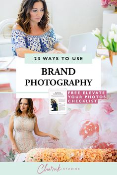 23 Ways to Use Brand Photography — Charuk Studios Photography Branding, Photography Business, Digital Photography, Photography Tips, Photography Tutorials, Photography Studios, Inspiring Photography, Creative Photography, Lifestyle Photography