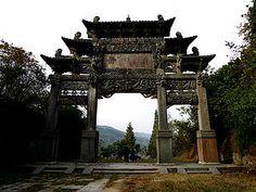 Wudang Mountains - Wikipedia