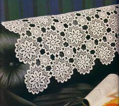 Kira scheme crochet: Scheme crochet no. 2364