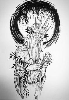 How Long Do Hand Tattoos Stay Swollen . How Long Do Hand Tattoos Stay Swollen . Tattoo Sketches, Tattoo Drawings, Body Art Tattoos, Hand Tattoos, Art Sketches, Cool Tattoos, Art Drawings, Arte Horror, Horror Art