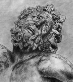 """once upon a time...art lesson by the Romans """"Laocoön and His Sons"""" or """"Laocoön Group""""."""