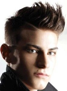 Mens-Spiky-Hairstyles
