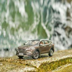 This is how the adventure begins!  - 떠나요! 여행이 새 에너지를 불어 넣어줄 거예요 - #startyourjourney #today #driving #Cheonggyecheon #car #carsofinstagram #diecast #TUCSON #Hyundai