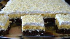 Čokoládový dort plněný vanilkovým krémem s úžasnou chutí!