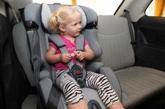 Klicken Sie hier, um das große Bild anzusehen - Kindersitz Test; Bildquelle: ÖAMTC