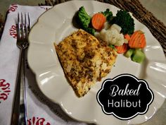 This baked halibut recipe is incredible!  Although I used halibut for these photos, any firm whitefish will work well.