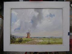 Watercolour  skies with Alan Owen
