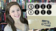 Christmas Book Haul & Book Outlet Unboxing! | #42