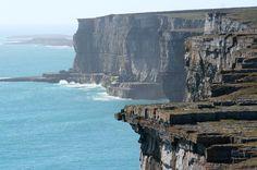 People of Aran Islands   Cliffs-on-Inishmore-Aran-Islands-Holiday-Ireland.-SHB