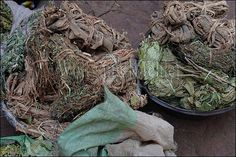 Mali, bamako, market, herbal medicines and remedies