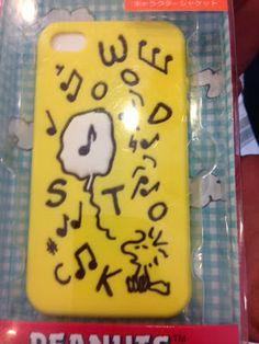 Peanuts iPhone case