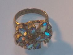 Vintage Signed Stamped 18kt gold heavy by PatsapearlsBoutique, $64.99