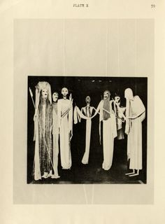 Ten-foot rod puppets by Remo Bufano for performance of Stravinsky's 'Oedipus Rex'.  Justification of Puppetry as an Art Form  Elaine E. Miller Manhattan, KS: Kansas State University Press, 1964.