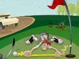 Just as every beach needs an ocean, so does every forest need mini-golf! In Forrest Challenge 2 (Mini Golf Game)