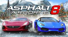Asphalt 8 Airborne 1.8.1d