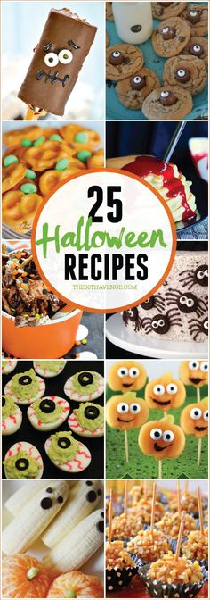 These Halloween-themed treats are spooky, scary, and oh-so-satisfying. Whether you're looking for edible eyeballs or BUTTERFINGER® candy bar-coated spiders, you're sure to find a creepy crawly sweet treat for your Halloween party. Try them out this fall—they're sure to give your little tricksters quite a fright!
