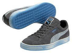 Puma Suede Washed BRTS #sport #puma #shoes