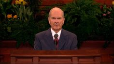 Nurturing Marriage - Russell M. Nelson  So brethren, your foremost priesthood duty is to nurture your marriage—to care for, respect, honor, and love your wife. Be a blessing to her and your children.