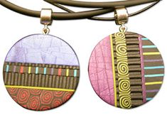 Barbee's Wearable Works | Polymer Clay Daily