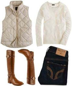 Cute winter outfit more on the comfy casual side