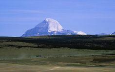 Mt. Kailash, Barkha Plains, Tibet - sacred place