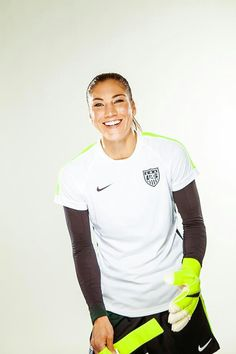 Hope Solo, Soccer Stars, Goalkeeper, Cool Girl, Adidas Jacket, Bae, Mens Tops, Sports, People