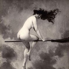 Ah, the interwebs: According to a 15th century guide to detecting and eradicating witchcraft, witches were capable of making penises vanish—and some even kept them in nests and fed them oats.