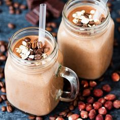Comforting, tasty and packed full of nutrients, this HOT smoothie is perfect for those colder months.