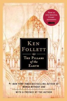 Set in twelfth-century England, this epic of kings and peasants juxtaposes the building of a magnificent church with the violence and treachery that often characterized the Middle Ages.