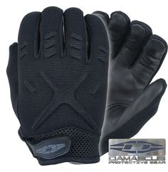 Lockhart Tactical - Tactical Equiptment You Can Count On! - Damascus Interceptor X Leather Gloves