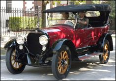 1910 Model T Touring