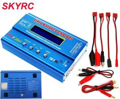 Factory Wholesale SKYRC Original IMAX B6 RC Lipo NiMh Battery Digital Balance Charger with T Plug or Tamiya Connector Calbe