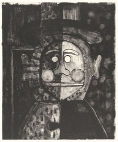 Rufino Tamayo. Man with Hat. 1964