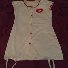 For Sale: y Nurse Outfit Size Small  for $9