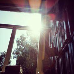 Wrześniowe słońce :3