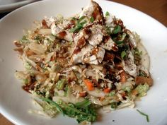 California Pizza Kitchen Copycat Recipes: Chinese Chicken Salad