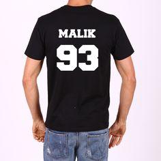 Zayn Malik 93 Varsity T Shirt