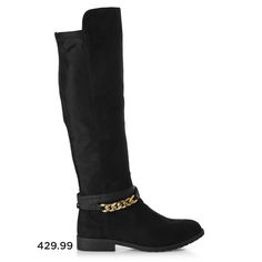 Rock out in riding boots. New Look, Riding Boots, Latest Fashion, Rock, Store, Horse Riding Boots, Skirt, Larger, Locks