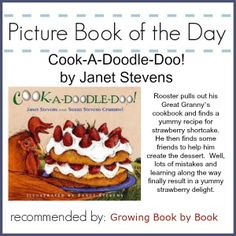 A funny, yummy picture book from @Jodie White Rodriguez @ Growing Book by Book