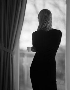 Anna's coffee time by Maciek Lesniak on 500px